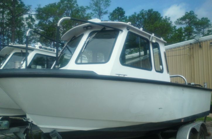 <strong>21 SeaArk 2003 VC Commander</strong>2003 Sea Ark 21&#39; VC Commander with twin 115 Four Stroke outboards