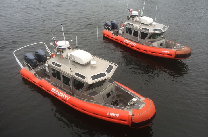 <strong>25 SafeBoat Defender </strong>25 SafeBoat Defender &#34; Lease Vessel&#34; Powered by twin 2014 Yamaha 200 Outboards