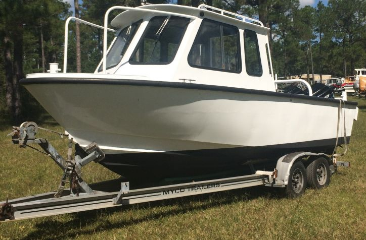 <strong>1993 21 Sea Ark  </strong>1993 21 Sea Ark completely restored