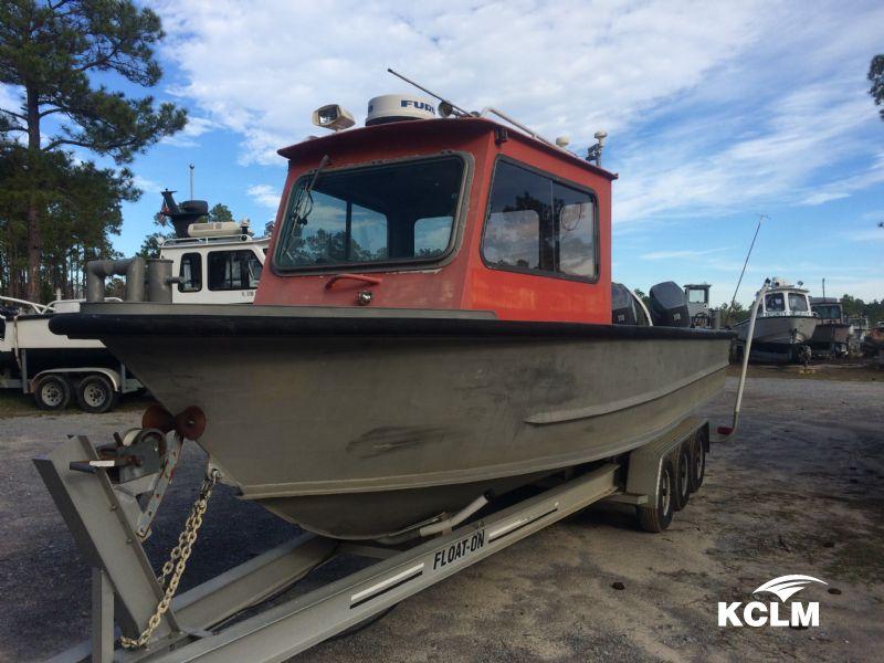 Sea Ark 24 Workboat