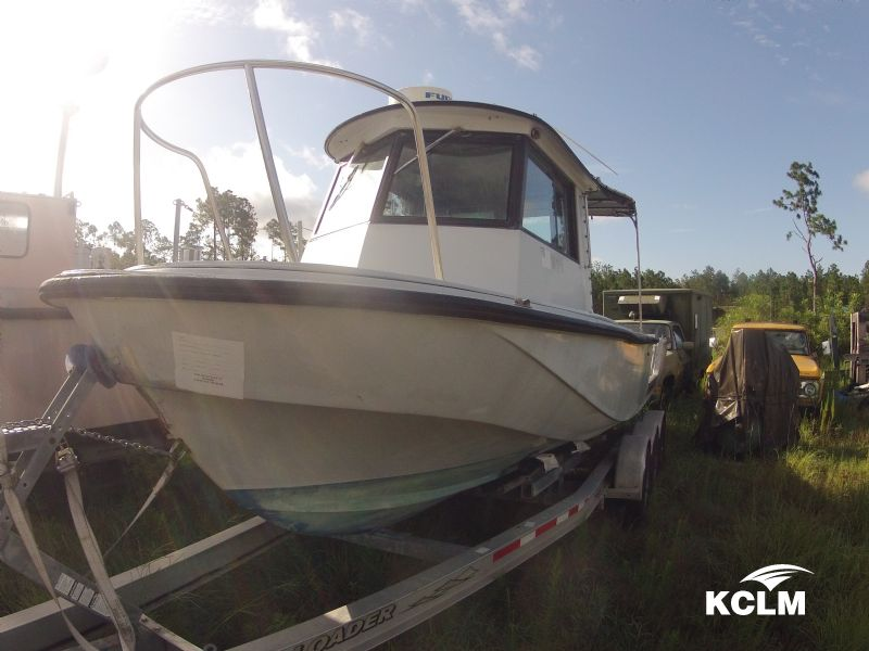 1989 Boston Whaler Frontier 2 EACH